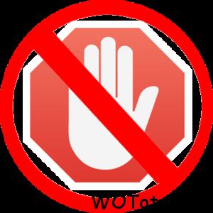 no-adblock
