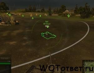 Не вижу танки в игре